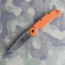 Ontario RAT Folder Model 2 оранжевая рукоять