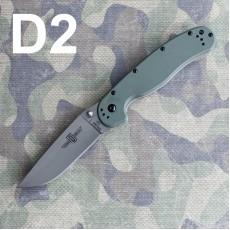 Ontario RAT Folder Model 1 D2 зеленая рукоять