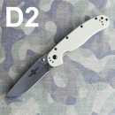 Ontario RAT Folder Model 1 D2 белая рукоять
